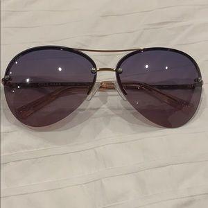 Cole Haan polarized aviator sunglasses (used)